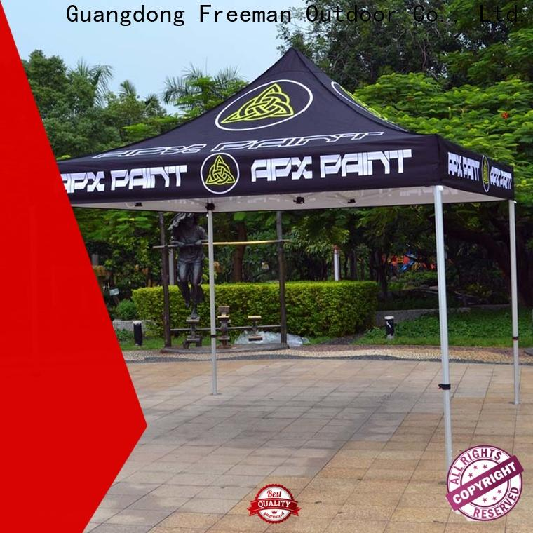 FeaMont best 10x10 canopy tent in different shape for sports