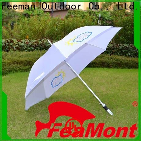 FeaMont customized automatic umbrella long-term-use for exhibition