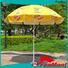 FeaMont advertising large beach umbrella China for exhibition