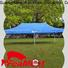 FeaMont show folding canopy widely-use for disaster Relief