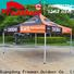 outstanding advertising tent fabric wholesale for sport events