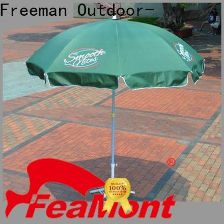 FeaMont highstrong 9 ft beach umbrella supplier for advertising