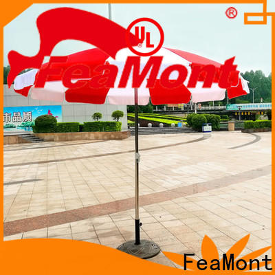 FeaMont quality beach parasol price in street