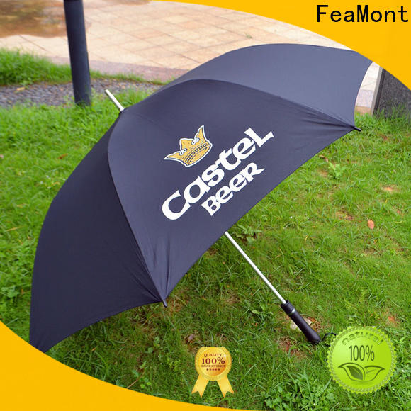 FeaMont promotion umbrella design in-green for engineering