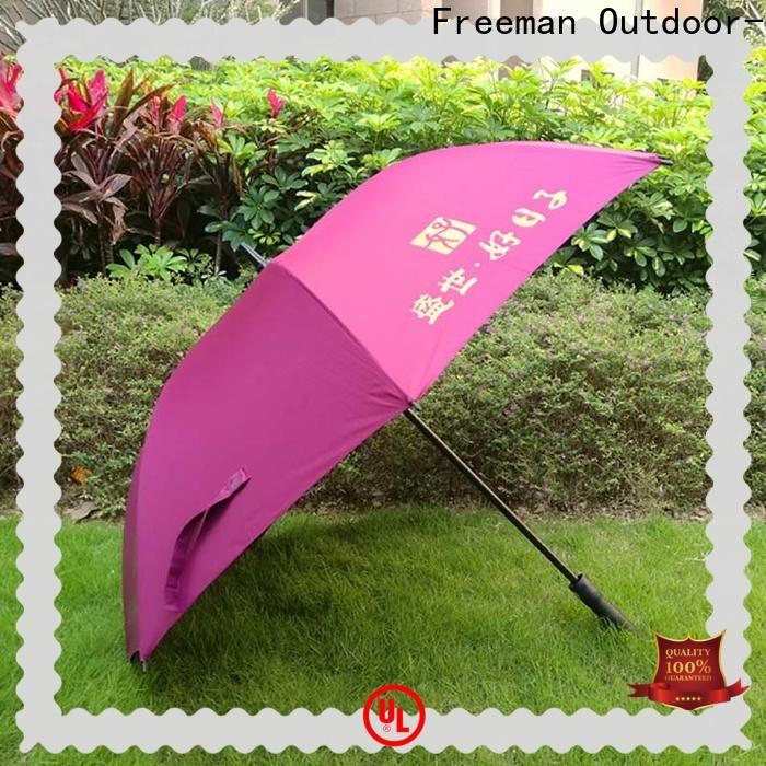 high-quality Gift umbrella handle in-green for advertising