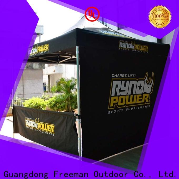 FeaMont OEM/ODM lightweight pop up canopy certifications for sports