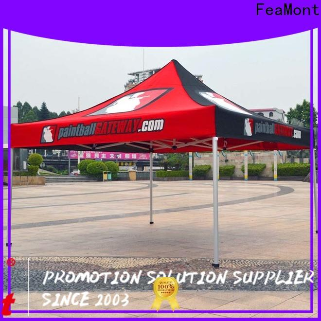 FeaMont customized folding canopy production for sporting