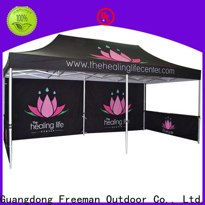 FeaMont first-rate portable canopy can-copy for trade show