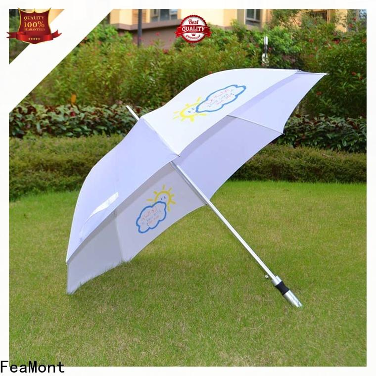 hot-sale uv umbrella handle package for engineering