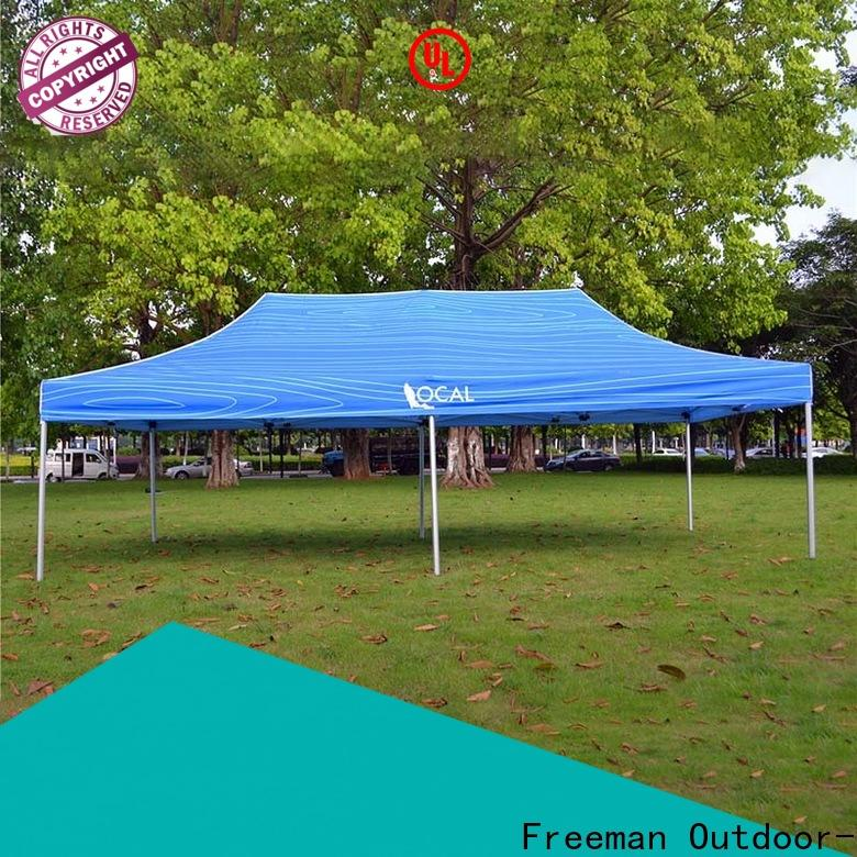 FeaMont show 10x10 canopy tent popular for sporting