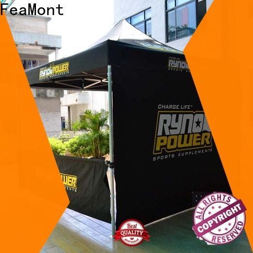 FeaMont designed event tent widely-use for sport events