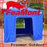 FeaMont tent advertising tent solutions for sports