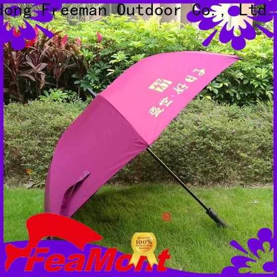 FeaMont golf uv umbrella effectively for event