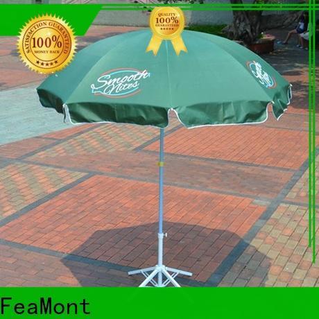 FeaMont affirmative beach parasol popular in street