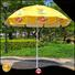 outstanding red beach umbrella inch widely-use for exhibition