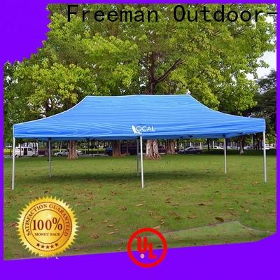 FeaMont nylon pop up canopy tent certifications for disaster Relief