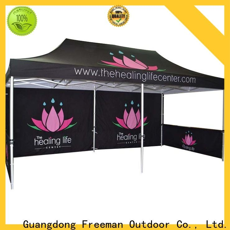 FeaMont show event tent certifications for sports