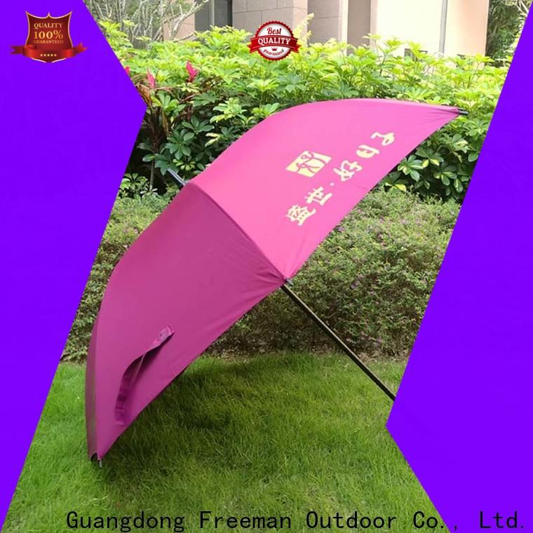 quality automatic umbrella pongee application for camping