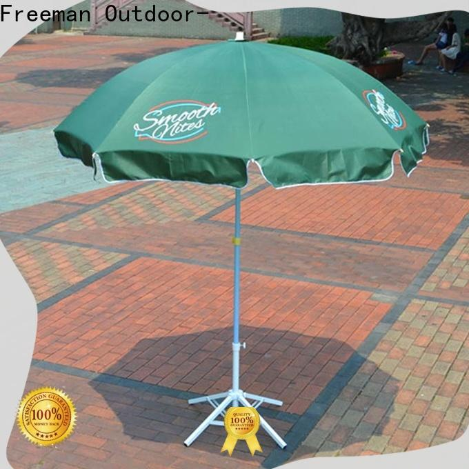 FeaMont newly foldable beach umbrella marketing for party