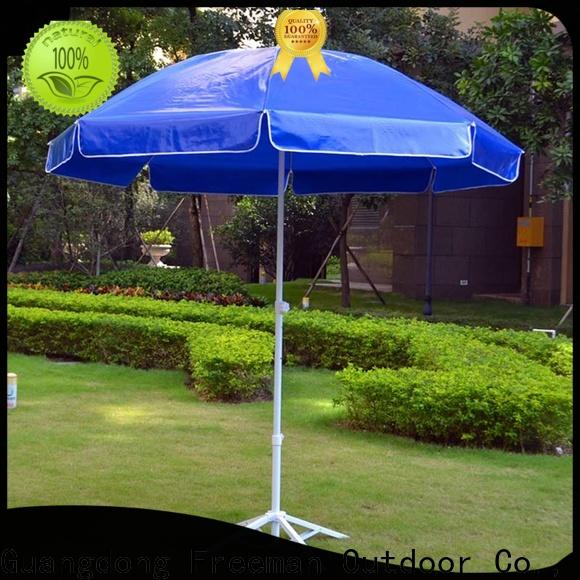 FeaMont industry-leading heavy duty beach umbrella owner for camping