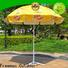 new-arrival 8 ft beach umbrella pole for-sale for wedding