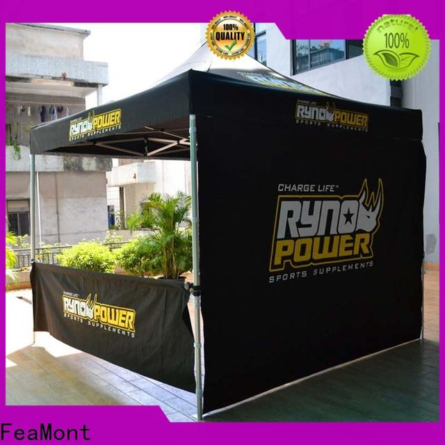 FeaMont nylon lightweight pop up canopy popular for sports