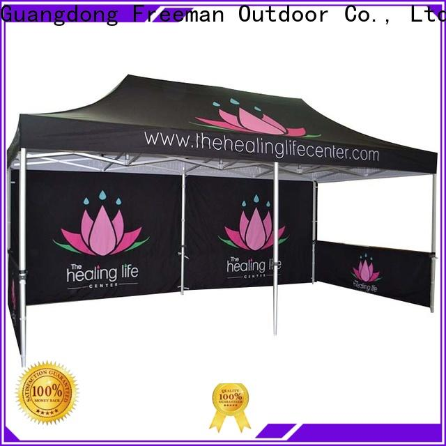 printed 10x10 canopy tent designed China for advertising