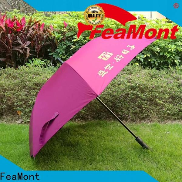FeaMont quality golf umbrella effectively for sporting