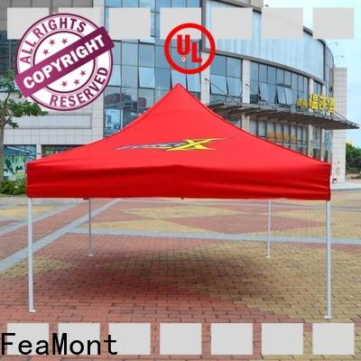 FeaMont outstanding pop up canopy tent certifications for sporting