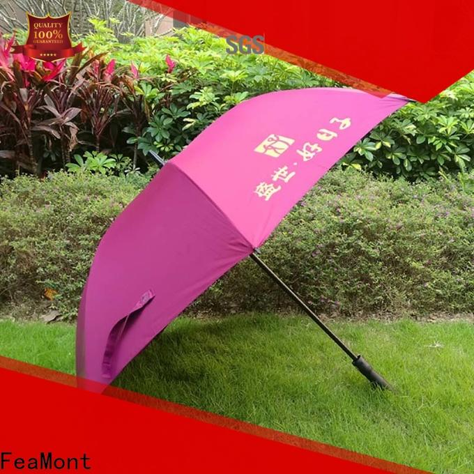 FeaMont automatical golf umbrella constant for sports