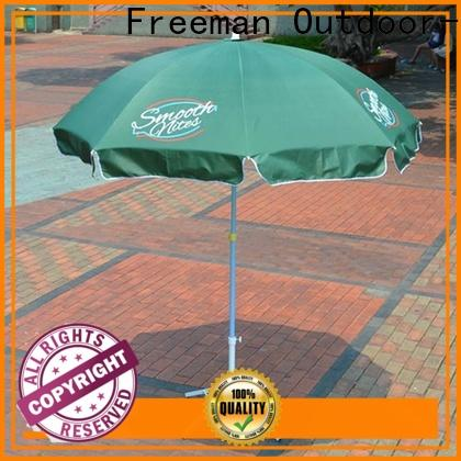 environmental  heavy duty beach umbrella pole for event