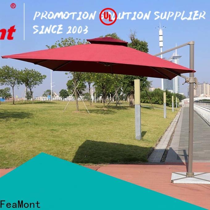 FeaMont fine- quality sun garden umbrella solutions