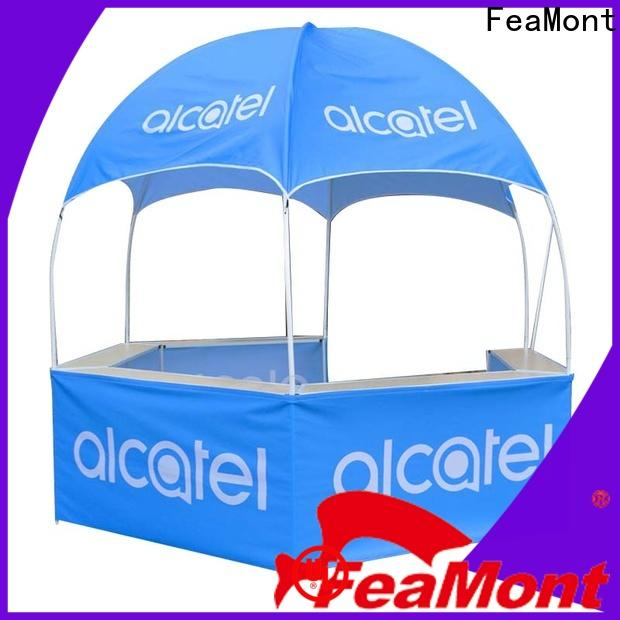 FeaMont humanized dome display tent for sporting