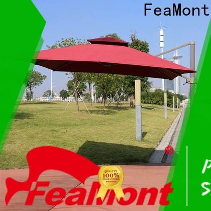 FeaMont standards garden umbrella for-sale for exhibition