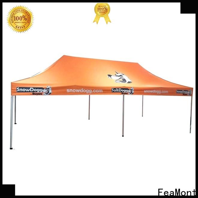 gazebo tent lifting solutions for advertising