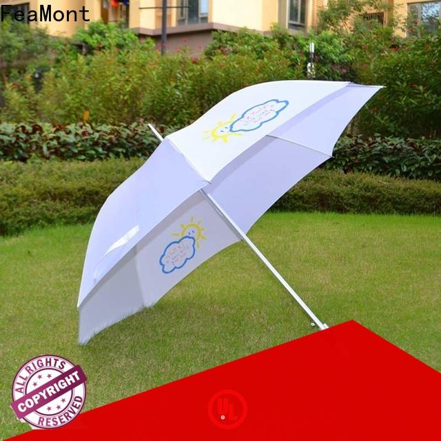 FeaMont umbrella canvas umbrella effectively for engineering