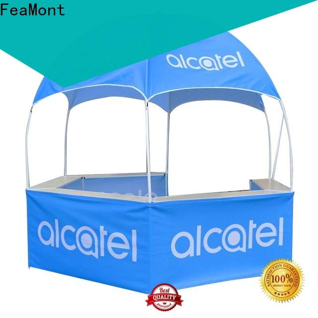 inexpensive dome kiosk table package for engineering
