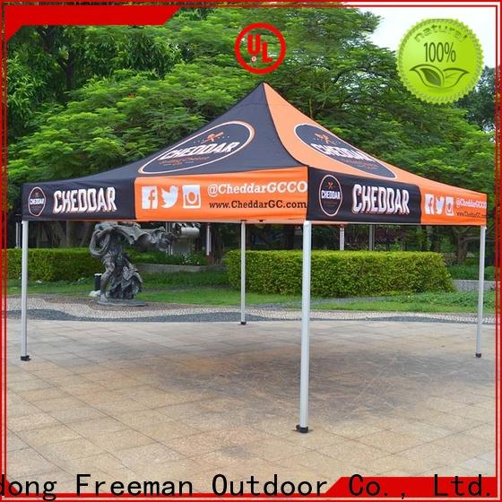 FeaMont lifting outdoor canopy tent solutions for trade show