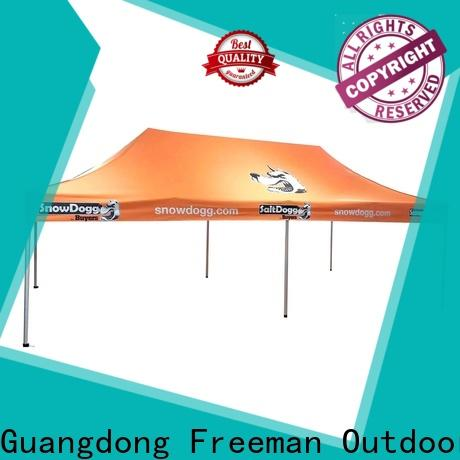 FeaMont show pop up canopy in different shape for outdoor exhibition