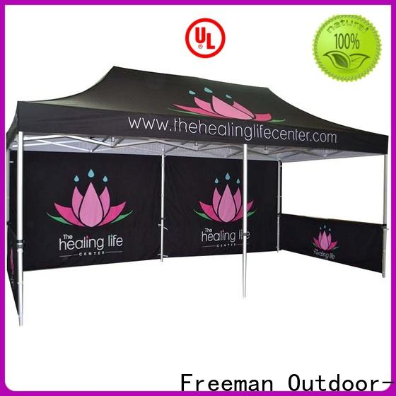 waterproof pop up canopy tent advertising wholesale for sport events