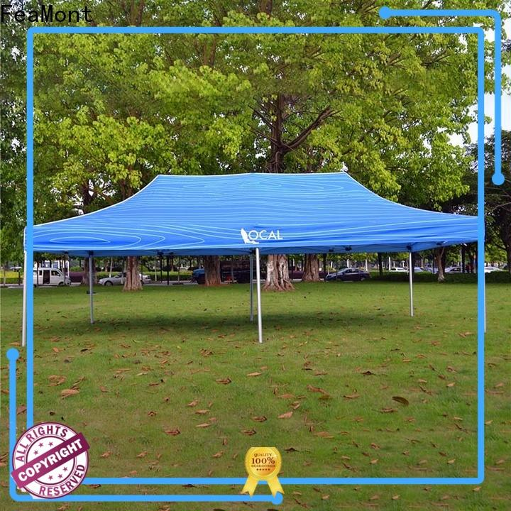 FeaMont trade outdoor canopy tent certifications for outdoor activities