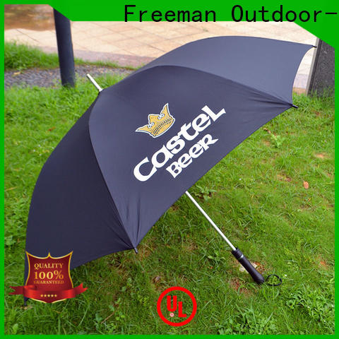 FeaMont outdoor cool umbrellas package for advertising