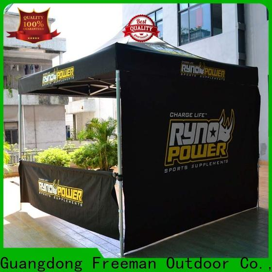 FeaMont colour portable canopy certifications