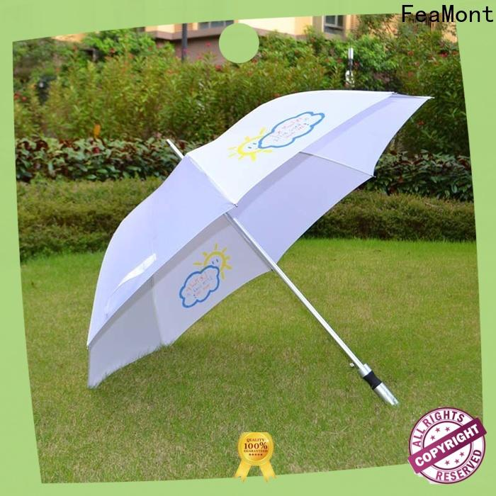 FeaMont automatical promotional umbrella long-term-use for event