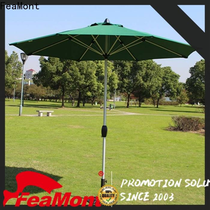 FeaMont outdoor outdoor umbrella solutions for disaster Relief