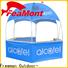 FeaMont heat dome display tent in China for engineering