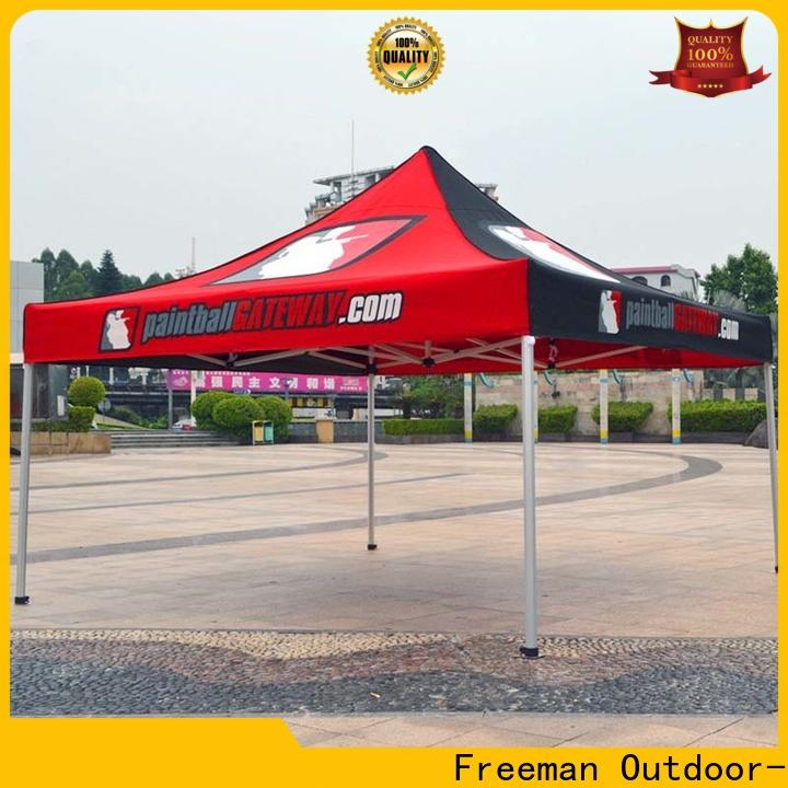 FeaMont advertising 10x10 canopy tent China for disaster Relief