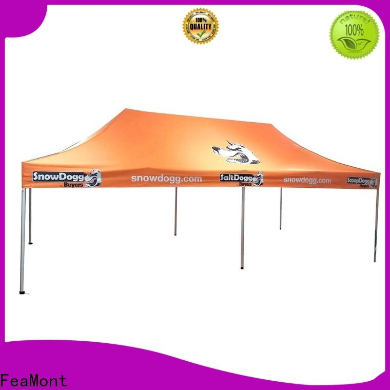 FeaMont fabric outdoor canopy tent certifications for camping
