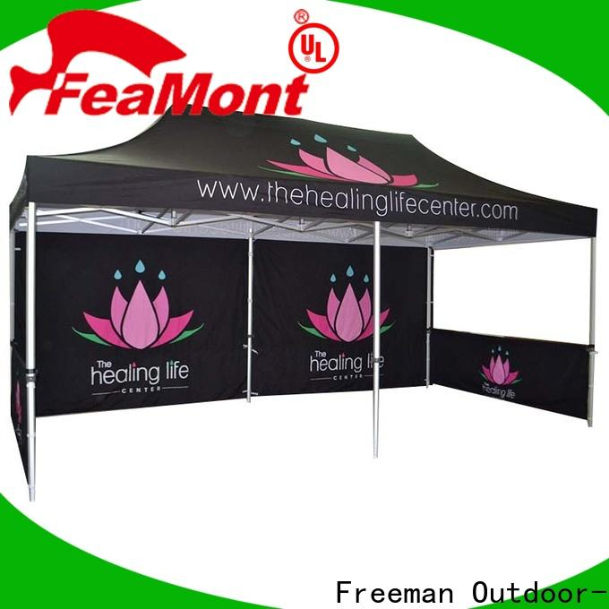 FeaMont splendid easy up tent can-copy for disaster Relief