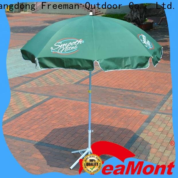 FeaMont highstrong large beach umbrella type in street
